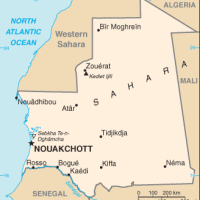 Afrika Notları: Moritanya